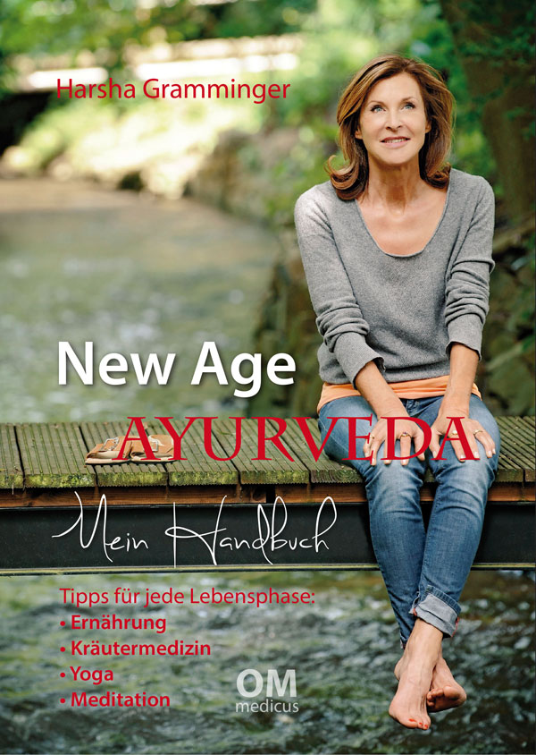 Cover - Harsha Gramminger - New Age Ayurveda - Mein Handbuch